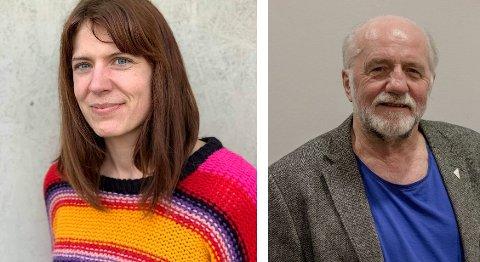 Elise Løkø og Heming Olaussen