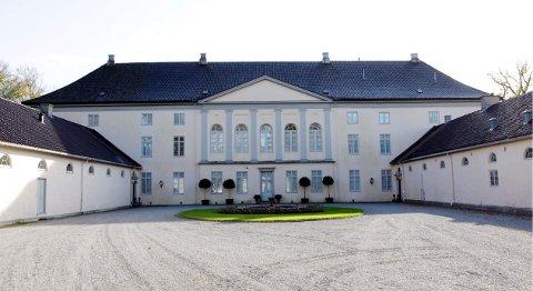 EKSKLUSIVT: En av konsertene foregår faktisk ikke i Sentrum. Jarlsberg hovedgård er scene for konserten med Engegårdkvartetten lørdag.