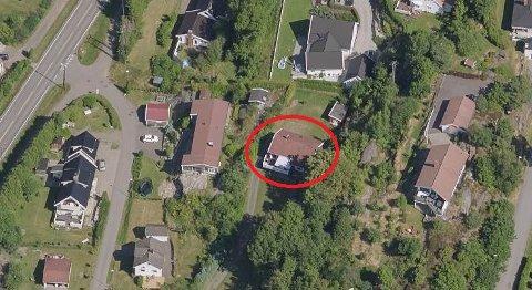 KJØPMANNSKJÆR: Det er denne eiendommen Lars Bohinen kan bli ny eier av.