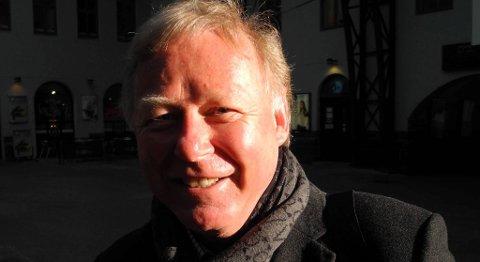 Næringspolitisk sjef Atle Kvamme i Bergen Næringsråd frykter ikke at Sp-utspillet vil forsinke E39-planene. FOTO: DAG BJØRNDAL
