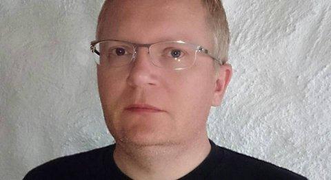 Jarle Gjersvik lager støttegruppe for oppsagte ingeniører. FOTO: PRIVAT