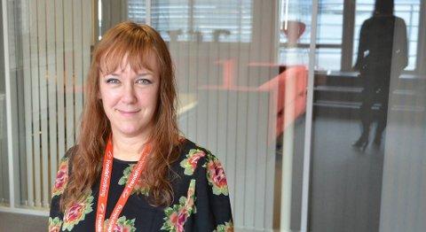 Kommunikasjonssjef Heidi Tofterå Slettemoen i Frende Forsikring forteller om mange tilfeller av ID-tyverier i sommer. FOTO: FRENDE FORSIKRING
