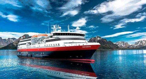 Navnekonkurransen for den nye Hurtigruten har vist seg å være svært populær.