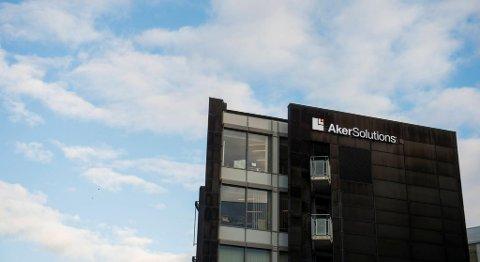 Aker Solutions hovedkontor skal levere ingeniørtjenester til Lundin de neste tre årene. FOTO: FREDRIK VARFJELL, NTB SCANPIX