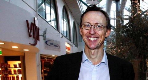 Jørund Vandvik er administrerende direktør i Nordea Liv. FOTO: ARNE RISTESUND