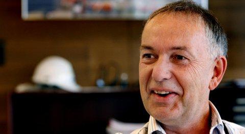 Administrerende direktør ved CCB, Kurt R. Andreassen, er glad for kontrakten med Statoil. FOTO: BA
