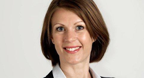 Ragnhild Janbu Fresvik er konserndirektør i Sparebanken Vest.