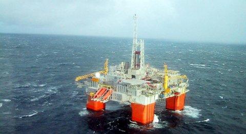 Kvotepliktige utslipp fra norsk petroleumsvirksomhet øker. FOTO: BA