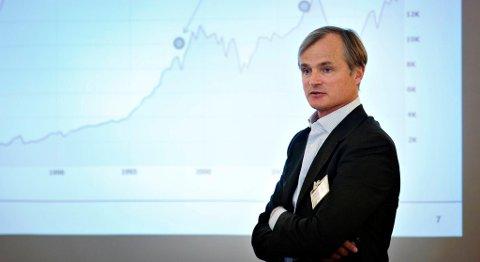 Investor Øystein Stray Spetalen er den største enkeltaksjonæren i NEL ASA, det første hydrogenselskapet som er notert på Olso Børs. FOTO: ANETTE KARLSEN, NTB SCANPIX