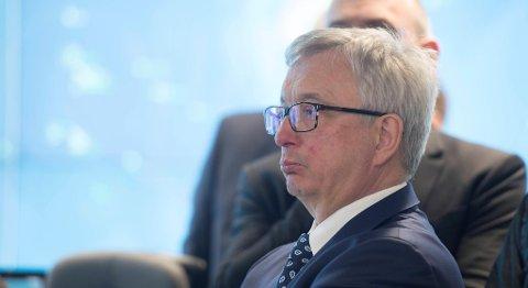 Karl Eirik Schjøtt-Pedersener administrerende direktør i Norsk Olje og Gass. FOTO: MAGNE TURØY