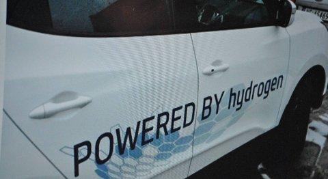 Neste år skal byggingen av et nasjonalt nettverk av hydrogenstasjoner starte. FOTO: SVEIN TORE HAVRE