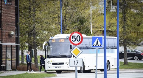 Kuttes: 13.10-avgangen lørdager fra Glomfjord med retur fra Bodø klokken 17.05 foreslås kuttet, selv om ruten har 23 passasjerer per tur.