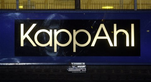 KappAhl må kutte. Foto: Knut Falch / SCANPIX