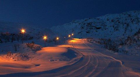 Satte i gang skiheisen elleve dager før planlagt åpning.