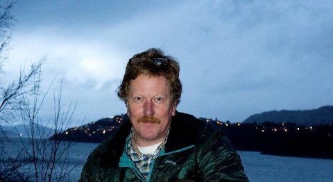 Kolbjørn Kirkebø overlevde terrorangrepet mot In Amenas i 2013.