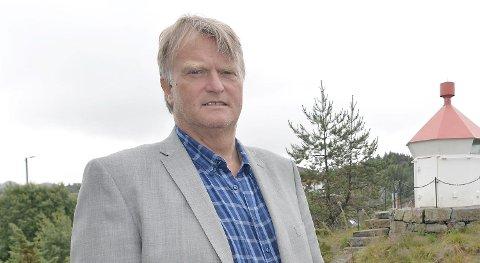 Ove Trellevik er i sorg etter at Lyder Telle fra hjemkommunen hans døde i helikopterstyrten.