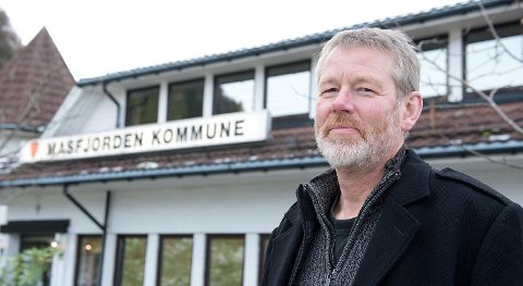 Ordfører Karstein Totland i Masfjorden.