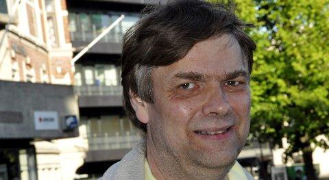 Ny jobb: 1. juni tiltrer Ole Østrup som fungerende sogneprest i Gamle Glemmen menighet.