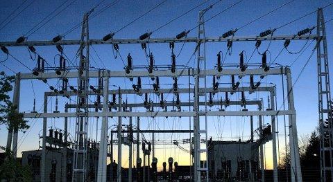 Dyrere nå enn i fjor vinter: I 2016 var strømprisen lavest i februar. Prisene er høyere denne vinteren, og de forventes å falle frem mot sommeren. (Arkivfoto: Trond Thorvaldsen)