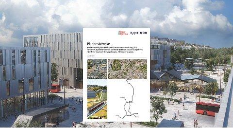 Båndleggingen omfatter et bredt område i sentrum og en jernbanekorridor opp til Rolvsøy. Dette vil gjelde for fire år fremover, og med mulighet for ytterligere fire års forlengelse.