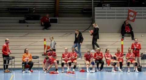 Slutt for i år: Mandag kveld kom beskjeden fra Norges håndballforbund.