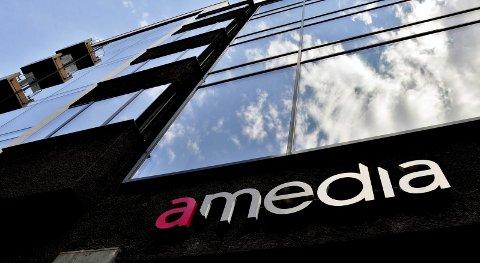 AMEDIA: Landets største utgiver av lokale medier, deriblant Gjengangeren.