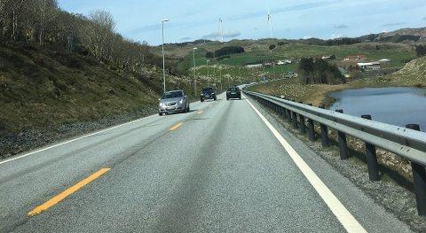 Nye Veier venter på vedtak fra Stortinget for å kunne sette i gang med E39 mellom Bue og Ålgård.