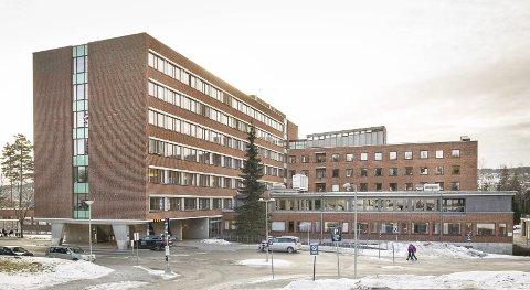 GUL BEREDSKAP: Kraftig økning av koronapasienter ved Ahus har ført til at sjukehusledelsen har innført gul beredskap igjen. Dette gjelder også ved Kongsvinger sjukehus.