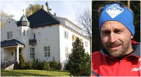 NY JOBB: Frode Krüger skal være assisterende rektor på Lunner barneskole det neste halve året.