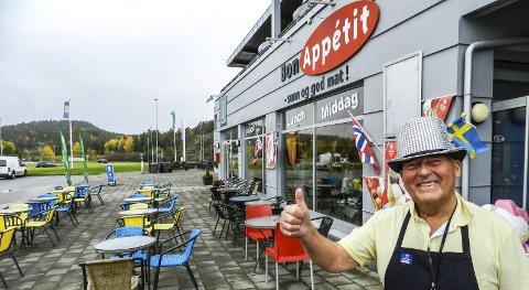 Takker for seg: Gert Jonssom forlater straks Bon Appétit.
