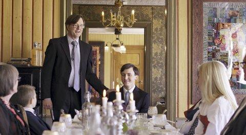 LOKAL FILM: «Alle er alene» er laget av Claus Morten Pedersen. Den har premiere i kveld.