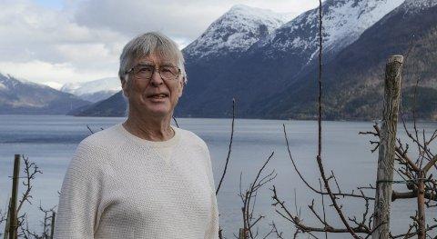 Grøn framtid: Øystein Pugerud har vore med å staka ut kurs for grøn satsing fram mot 2035.  Han vonar årets landbruksforhandlingar  ber frukt. Foto: Mette Bleken