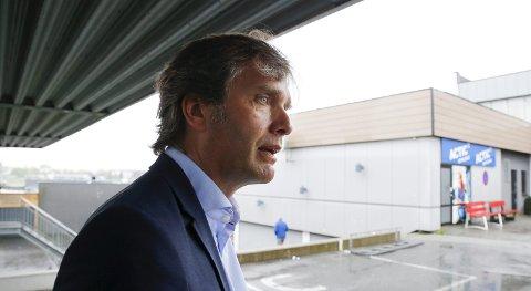 Kommunedirektør Ole Bernt Thorbjørnsen framstår offensiv, og har ambisoner om byggestart for tre store byggeprosjekter i 2020, og ferdigstillelse i 2022. mener det skal være mulig med byggestart i 2022.