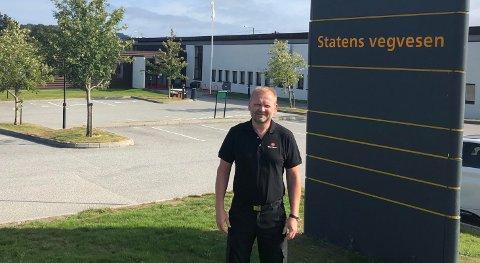 Arne Amdahl Bakkevig er senioringeniør i Statens vegvesen.