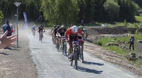 Tour de Tomtvatn i Levanger er et av Trøndelags største terrengritt. Mange bruker dette rittet på drøye fem mil som oppladning til Birken.