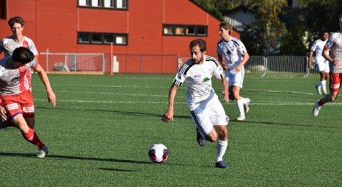 Lars-Eirik Svardahl ble matchvinner da Aurskog-Høland FK vant 1-0 over Strømmen 2.