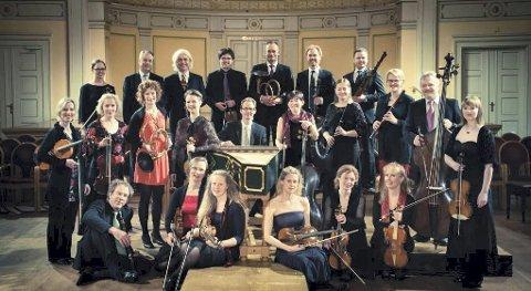 Barokkanerne: Et ensemble med stor rutine skal sørge for festmusikk i Kongsberg kirke søndag 29. januar.