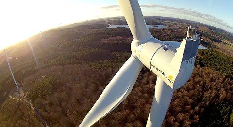 PLANER: Ordfører ber på vegne av kommunestyret om at Fred Olsen Renewables skrinlegger planene for vindkraft på Kylland.