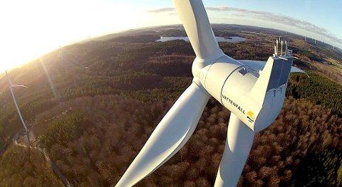 AVGJORT: I dag kan kampen om vindkraftprosjektet på Kylland være over.