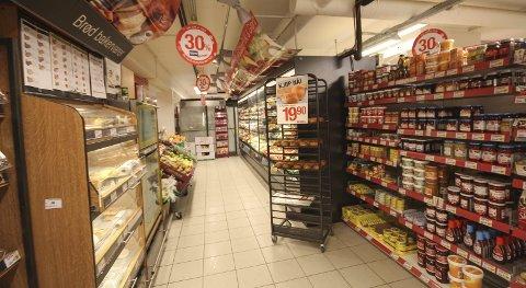 MER ENN VANLIG: Vi bruker 20 prosent mer på mat og drikke i desember enn de øvrige månedene i året.