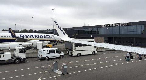 Sjekkes? Mange mener Ryanairs virksomhet på Rygge bør granskes for mulige skatteunndragelser.