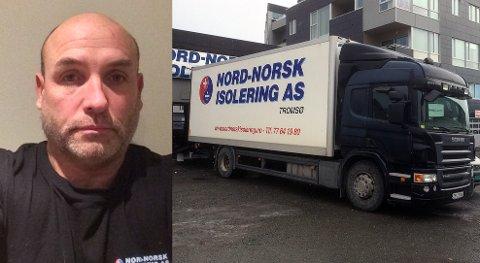FORTVILER: Jens Arne Jakobsen er en av tre hovedaksjonærer i Nordnorsk Isolering AS. De sa opp fire ansatte for en måned siden på grunn av nedgang i 2019. Nå har bedriften måttet permittere alle sine åtte ansatte som følge av koronaviruset og helt stans i oppdrag.