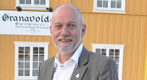 ULV: Morten Ørsal Johansen krever at regjeringen følge ropp ulveforliket i Stortinget, (Arkivbilde)