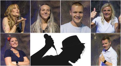 HVEM ER DEN SISTE?: Oppland Arbeiderblad skal bestemme hvem den sjuende deltageren i «Stjernetevling» blir. Vil du være med? Send oss ditt bidrag!