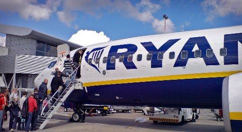 Ryanair har fått positivt svar på søknaden om å ha trafikk til og fra Gardermoen.