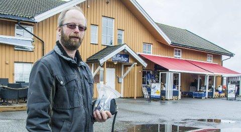 LAR SEG IKKE RIKKE: – Vi har satt en pris på fem millioner kroner. Den står vi fortsatt på, sier Geir Uno Dreng i Vestfold Fiskerlag.