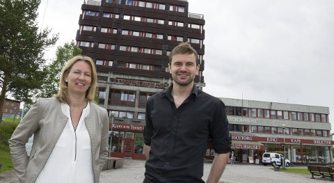 Senterparti: Ordfører i Tynset, Merete Myhre Moen støtter skepsisen til avtalene. Per Martin Sandtrøen er blant innlederne.