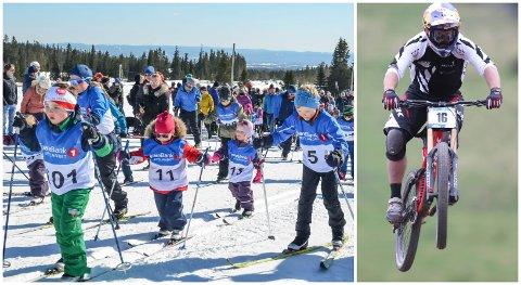 SATSER: Nye anlegg for skileik og sykkel er noen av planene som Nordbygda/Løten Ski jobber med å realisere på Budor.