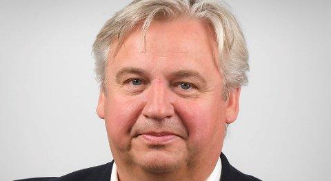 Kjell Inge Davik, regionvegsjef ii Region sør.  Regionledermøtet, RLM region sør