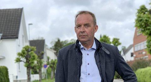 LEGGER FRAM: Trond Ballestad er Grep-styreleder.